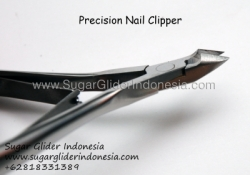 Precission Nail Clipper Close Up Opened  large