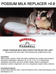 d Label Wombaroo Milk Replacer no WM wm  large